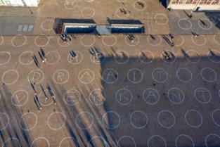 Nieuwe Gentse speeltuin voor creatievelingen: de cirkelbubbels...