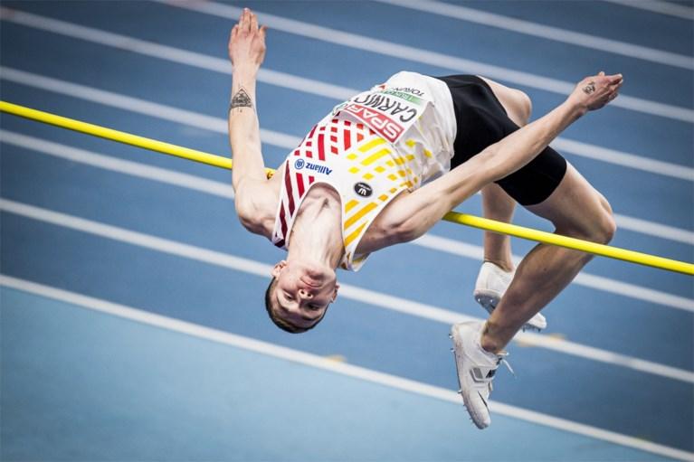 EK INDOOR. Belgian Tornados grijpen naast medaille op EK atletiek, Isaac Kimeli pakt zilver op 3000 meter