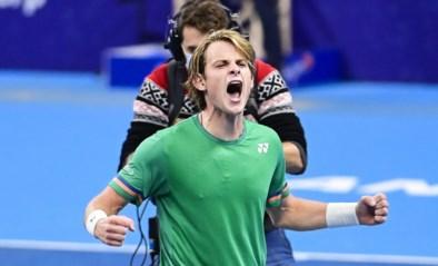 Zizou Bergs steekt met Challenger Sint-Petersburg eerste titel op zak