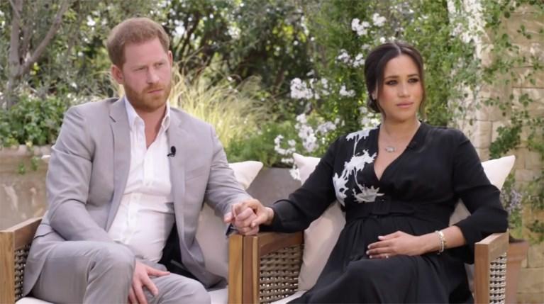 """Tv-echtgenoot van Meghan Markle haalt hard uit naar Brits koningshuis: """"Obsceen, hoe ze haar beschuldigen"""""""