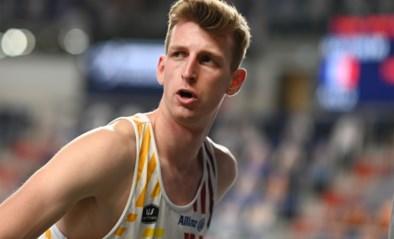 EK INDOOR. Alexander Doom vierde starter bij Belgian Tornados, verrassende Belgische bronzen medaille in het hoogspringen
