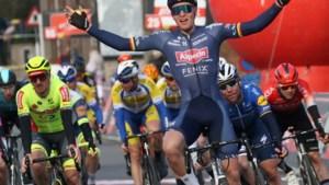 Opnieuw raak voor Alpecin-Fenix: Tim Merlier wint GP Monseré voor Mark Cavendish