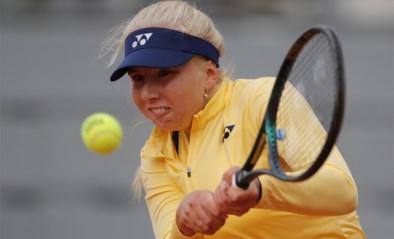 Deense Clara Tauson, uit academie van Justine Henin, steekt eindzege op zak in WTA-toernooi Lyon