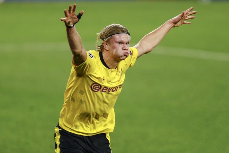 Na de Mbappé-show nu ook het Haaland-circus: Dortmund al met anderhalf been in kwartfinales Champions League