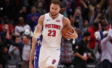 Blake Griffin (Detroit Pistons) maakt overstap naar Brooklyn Nets