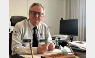 <B>Dirk Van Nuffel vijf jaar langer korpschef van lokale politie Brugge</B>
