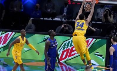 Team LeBron wint 70ste editie NBA All-Star Game: Antetokounmpo scoort 35 punten zonder misser