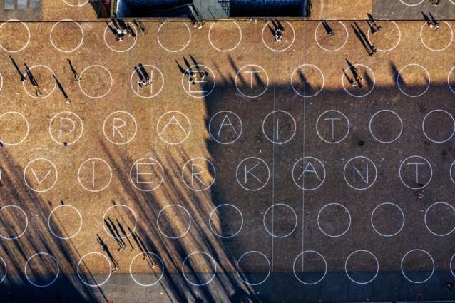 Onbekende schrijft duidelijke boodschap in Gentse coronacirkels