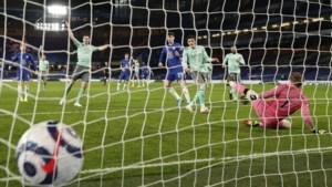 Chelsea verstevigt vierde plaats met winst tegen Everton