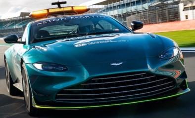 F1 heeft twee nieuwe safety cars: Mercedes en Aston Martin wisselen elkaar af