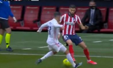 Yannick Carrasco krijgt felicitaties voor poortje van… Real Madrid-speler