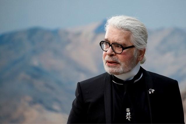 Spullen van Karl Lagerfeld gaan later dit jaar onder de hamer