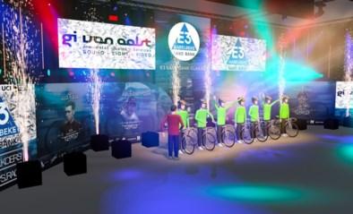 """Geen fans, geen probleem want E3 Saxo Bank Classic komt met heus spektakel: """"Grootste dancefestival podium van de wielerwereld"""""""