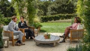 Interview Harry en Meghan ook in België op televisie: uitzending is vanavond te zien op Eén