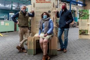 WWF viert terugkeer otter met tentoonstelling in Stormkop