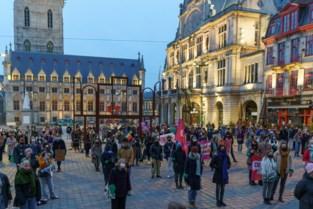 """Vrouwendag op de Gentse pleinen: """"We willen gelijkheid voor iedereen"""""""