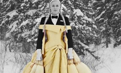 Ontwerper Thom Browne strikt skiester Lindsey Vonn voor kortfilm