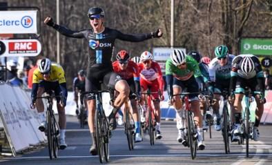 Cees Bol wint tweede massasprint in Parijs-Nice, Matthews nieuwe leider
