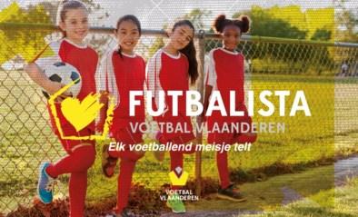 Vrouwenvoetbal in de lift: stijgende cijfers en Voetbal Vlaanderen zet met 'Futbalista' elk voetballend meisje centraal