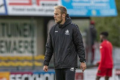 """Trainer Sam Goethals: """"Ik vertrek bij SK Ronse"""""""