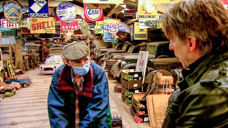 """Luk Alloo bezoekt Vlamingen die in het verleden leven: """"Ik geloofde mijn ogen niet"""""""
