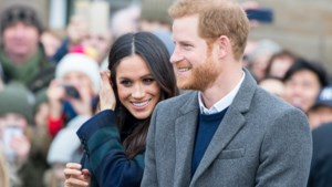 Nieuwe zwangerschapsfoto van Harry en Meghan duikt op