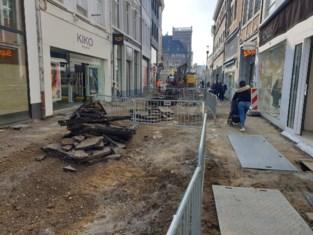 Duurste Hasseltse winkelstraat wordt gerenoveerd