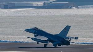 F-16-vloot grotendeels aan de grond: amper zes toestellen vliegveilig