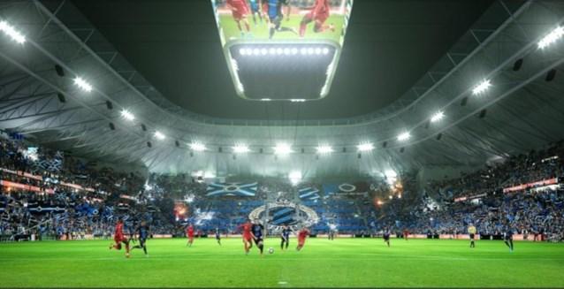 Club Brugge dient aanvraag omgevingsvergunning voor nieuw stadion in