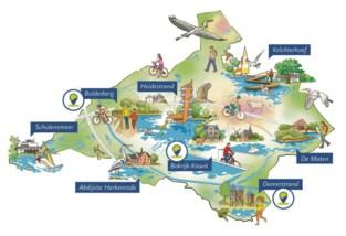 Vlaams Landmaatschappij zorgt voor meer beleving aan De Wijers