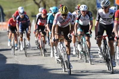 """Greg Van Avermaet maakt zich geen zorgen na onverklaarbare dip in Strade Bianche: """"Niet het moment om te beginnen panikeren"""""""