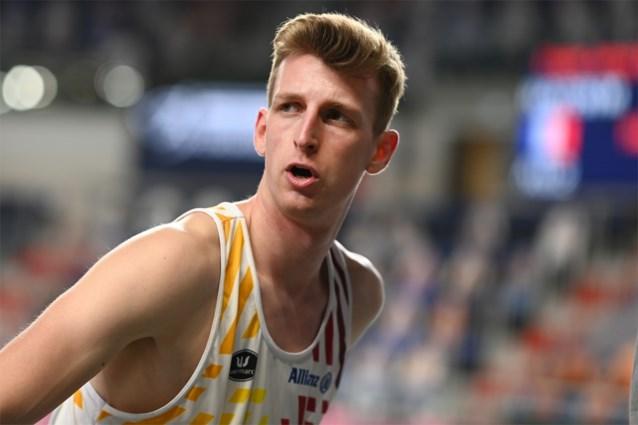 Belgian Tornado Alexander Doom liep met gescheurde hamstring op EK atletiek