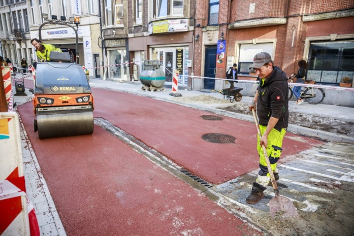 Kroonstraat wordt ineens toch fietsstraat