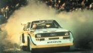 Audi Quattro terug op de rallywegen… maar niet helemaal