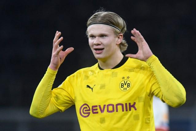 20 goals in 14 matchen: fenomeen Haaland blijft maar scoren in de Champions League en loodst Dortmund naar kwartfinales