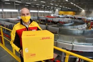 DHL levert pakjes zonder de lucht te vervuilen (voorlopig alleen in de stad en op termijn ook elders)