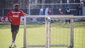 """Ook in Keulen vinden ze Dennis irritant: Club Brugge-huurling op de bank na mindere prestaties en """"negatieve lichaamstaal"""""""
