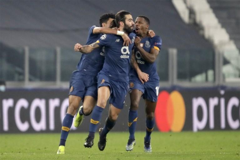 Porto kegelt Juventus uit Champions League na absolute thriller en verlengingen in Turijn