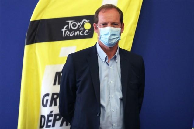 """Tourbaas Christian Prudhomme: """"Ronde van Frankrijk begint zeker op 26 juni"""""""
