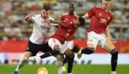 EUROPA LEAGUE. Late goal helpt AC Milan aan verdiend gelijkspel tegen Manchester United, Ajax maatje te groot voor BSC Young Boys