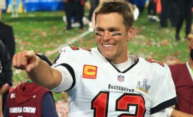 American football-legende Tom Brady (43) verlengt contract bij Buccaneers