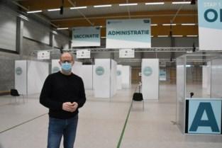 Vaccinatiecentrum is helemaal klaar om honderden 90-plussers te ontvangen voor coronaprik