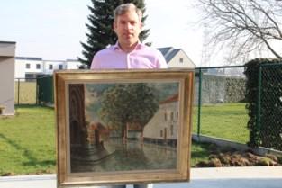 """Dirk schenkt schilderijen uit nalatenschap van oma aan gemeentes: """"Zo kunnen ook anderen er van genieten"""""""
