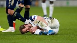 Spurs-coach Mourinho hoopt dat knieblessure van topschutter Harry Kane meevalt