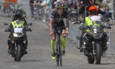 Pieter Heemeryck geeft op bij rentree in Ironman 70.3 van Dubai
