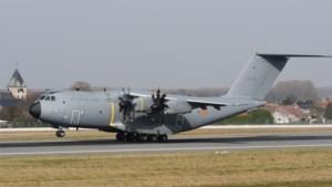 Eerste vlucht van vervanger C-130