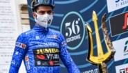 Ronderenners geloven in eindzegekansen Van Aert in Tirreno-Adriatico