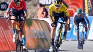 """Primoz Roglic laat niets liggen in Parijs-Nice: """"Waarom niet? Ik zag een kans om ritzege te pakken"""""""