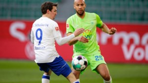Benito Raman krijgt er met FC Schalke 04 deze keer vijf binnen, Koen Casteels houdt de nul bij Wolfsburg