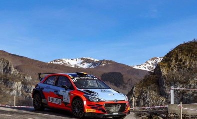 Thierry Neuville wint Rally 'Il Ciocco' in Italië